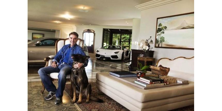 Avaliado em R$ 2,5 mi, Lamborghini de Eike é apreendido pela PF