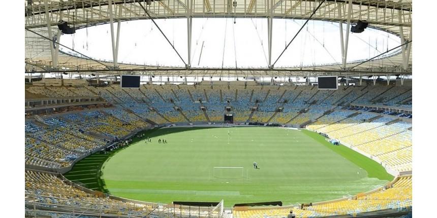 Dívida faz Maracanã ficar sem energia elétrica