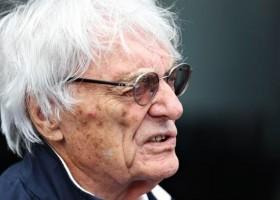 """Ecclestone rechaça rumor sobre criação de categoria rival: """"A última coisa que..."""