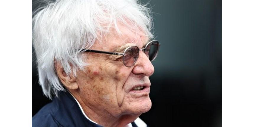 """Ecclestone rechaça rumor sobre criação de categoria rival: """"A última coisa que quero é ver a F1 prejudicada"""""""