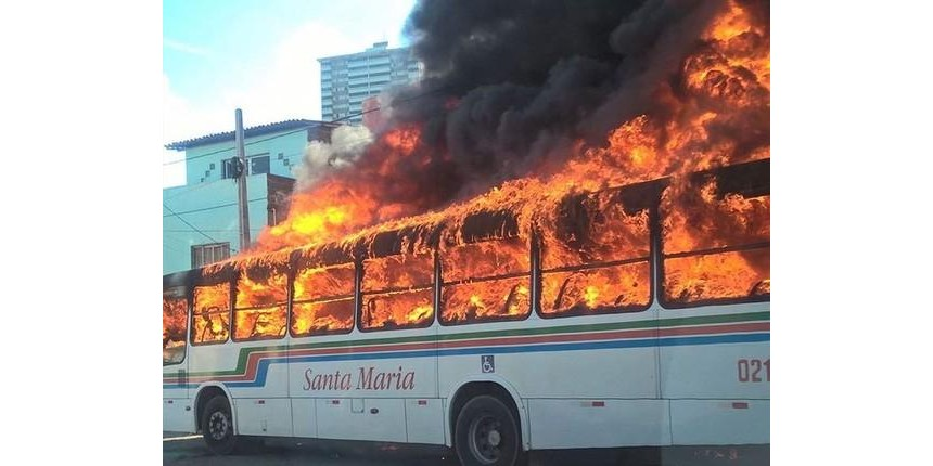 Facção do Rio Grande do Norte ordena que ataques cheguem às ruas