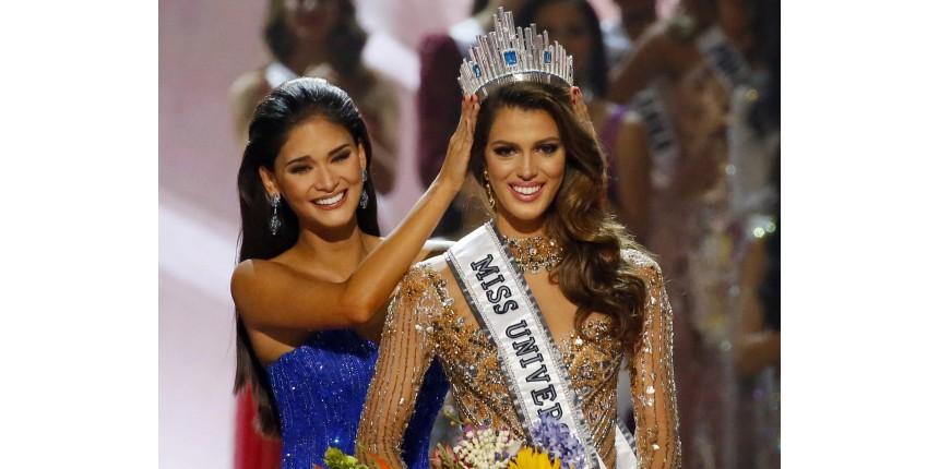 Francesa vence o Miss Universo