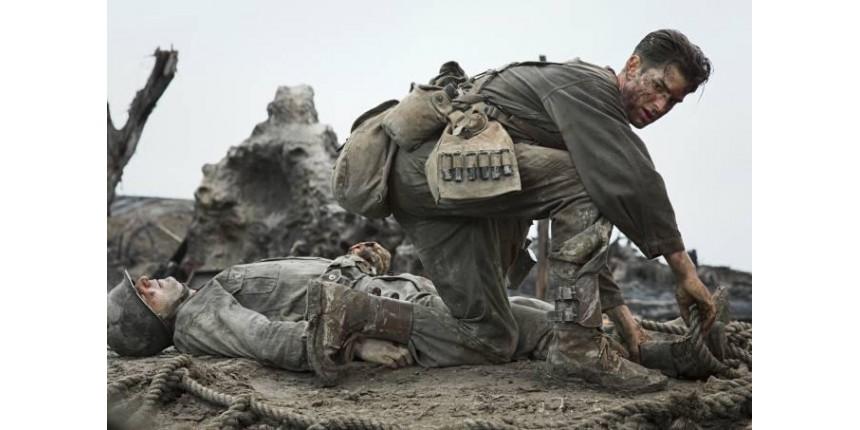 Indicado ao Oscar, 'Até o Último Homem' é a melhor estreia