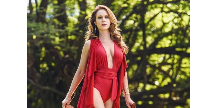 Mariana Ximenes comemora papel sexy em 'Os Penetras 2'