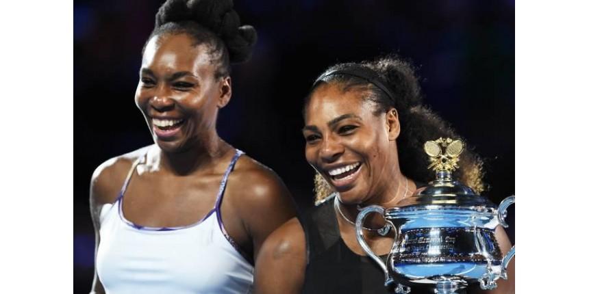 Serena Williams vence irmã no Aberto da Austrália e bate recorde
