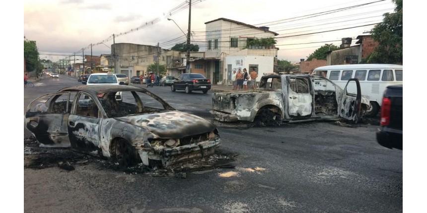 Ataques orquestrados de bandidos aterrorizam o Recife