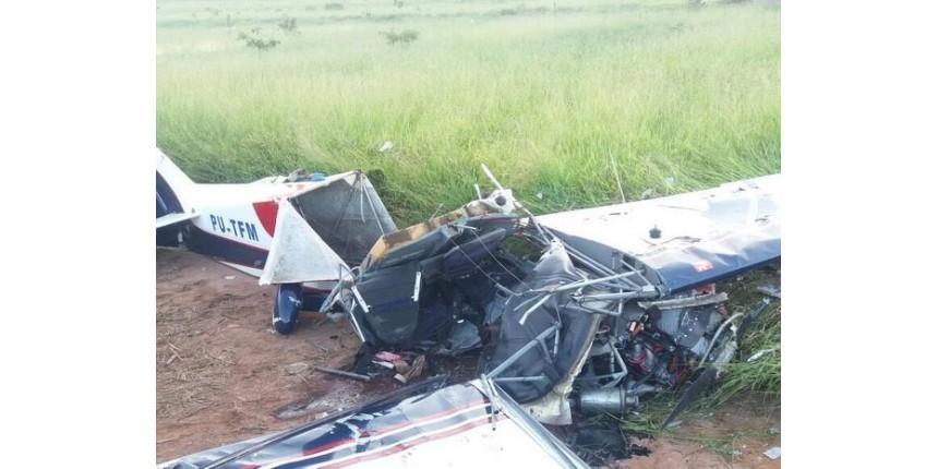 'Era muito experiente', diz amigo sobre piloto de ultraleve que caiu