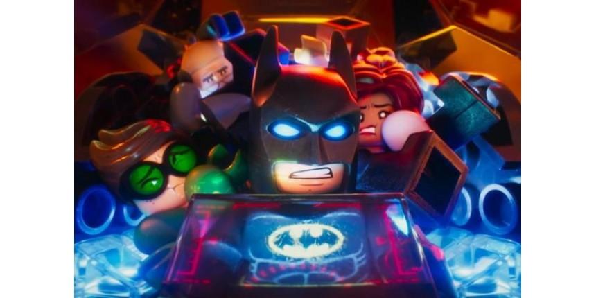 Estreiam 'Lego Batman' e 'Cinquenta Tons Mais Escuros'
