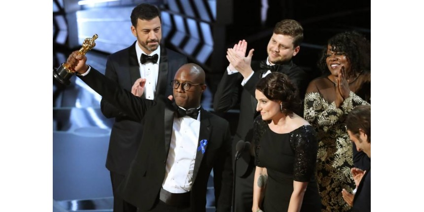 Lista dos vencedores do Oscar 2017