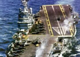 Marinha decide desativar único porta-aviões da frota