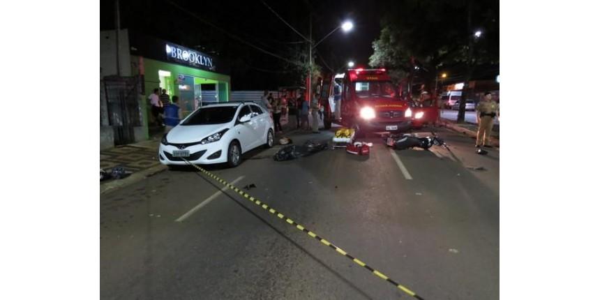 ATUALIZADO: 'Não sabia o que fazer', diz motorista do Samu que encontrou filho morto