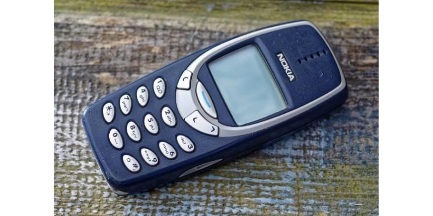 Nokia deve relançar modelo 3310 – o 'indestrutível'
