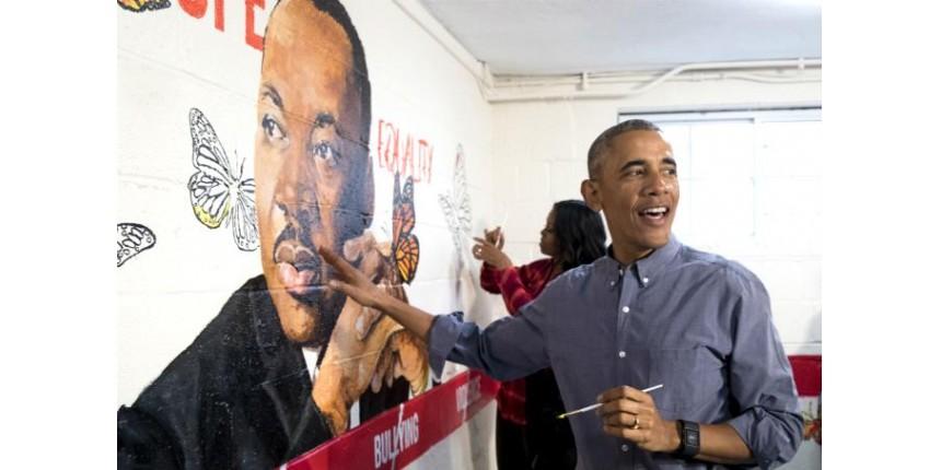 Obama é eleito o 12º melhor presidente da história dos EUA