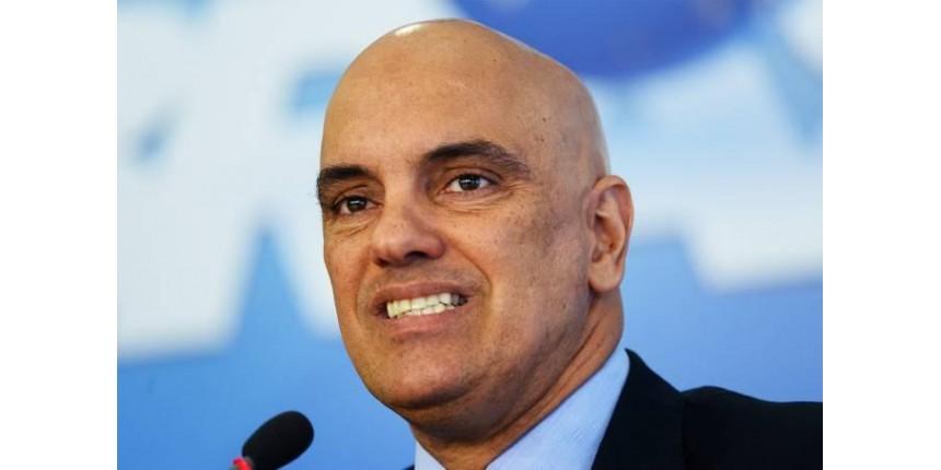 Temer confirma indicação de Moraes para o STF
