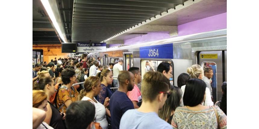 São Paulo enfrenta paralisações de transporte público nesta quarta