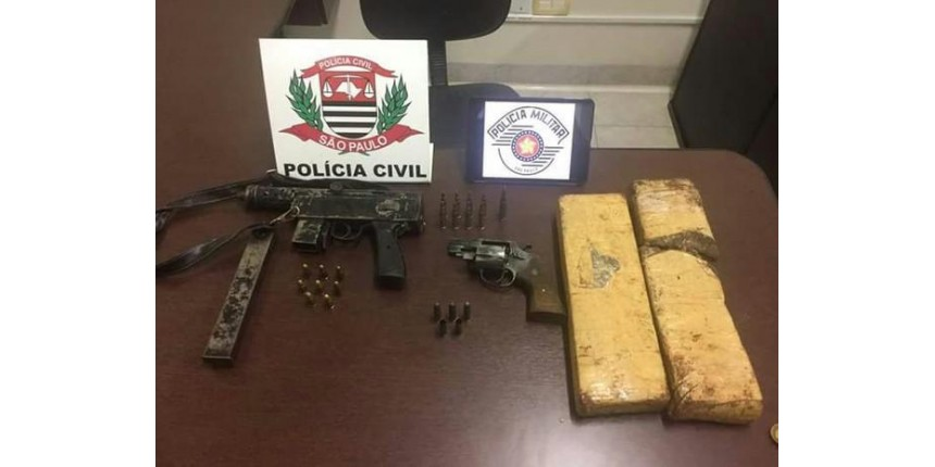 Ação policial prende 21 pessoas suspeitas de participarem de facções