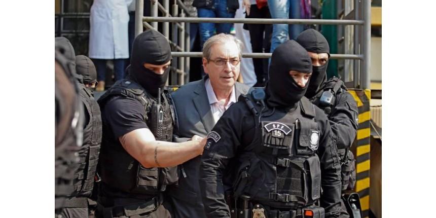 Cunha, o detento: encrenqueiro e detestado pelos carcereiros