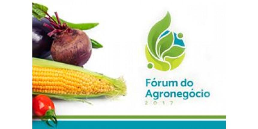 Fórum do agronegócio debate desafios da produção de alimentos