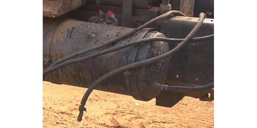 Furto de baterias de caminhões afeta trabalho de tapa-buracos em Marília