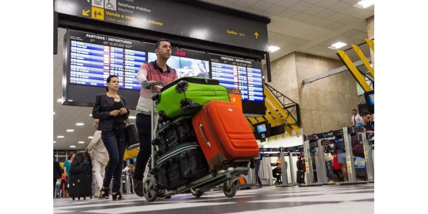 Justiça de SP concede liminar que suspende cobrança extra por despacho de bagagem