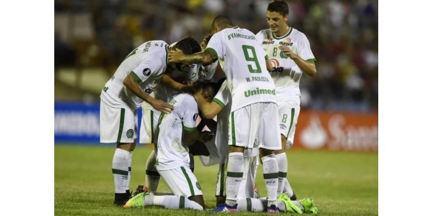 Libertadores: Chapecoense obtém vitória histórica na Venezuela