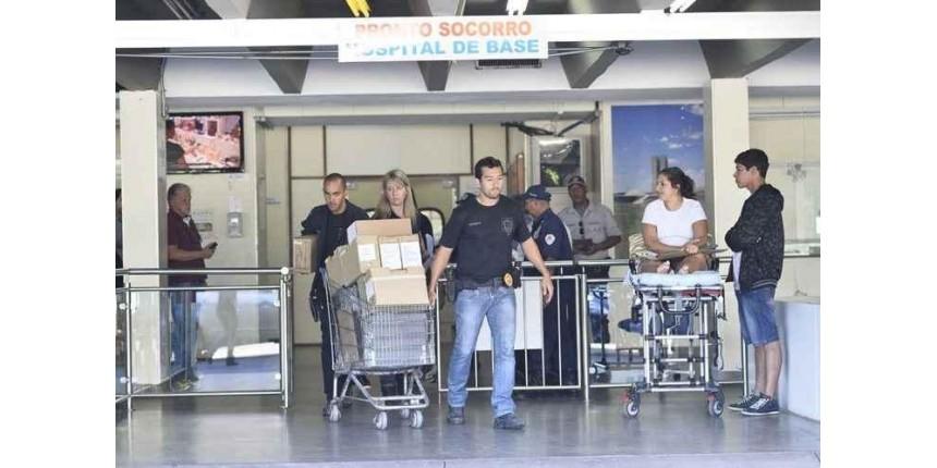 Operação investiga fraude em folha de ponto de médicos do Hospital de Base