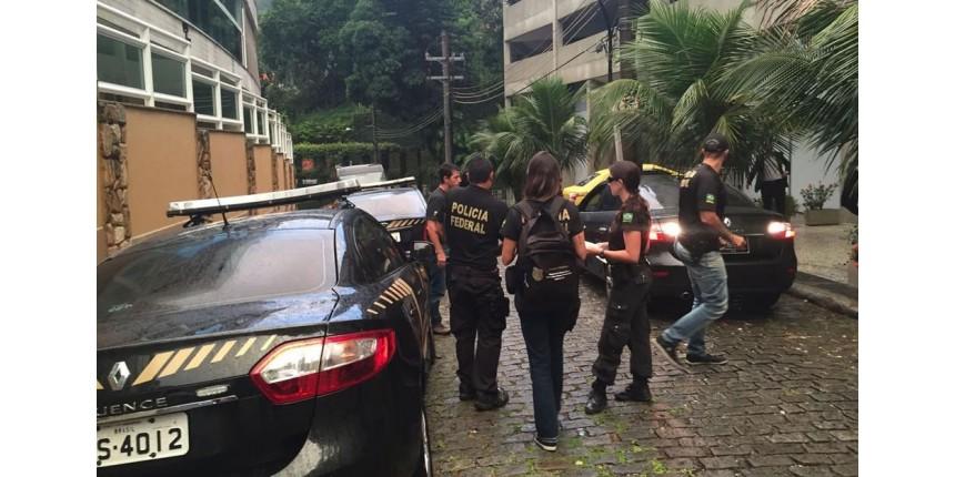 PF e MPF cumprem mandados de prisão em mais uma etapa da operação Lava Jato