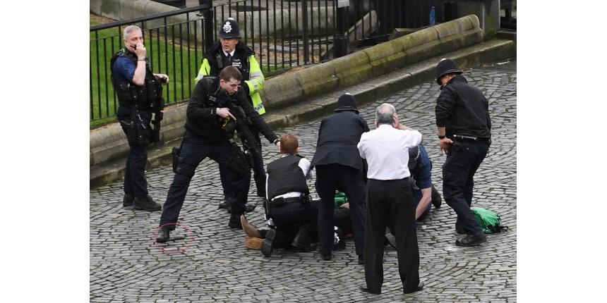 Polícia detém 8 suspeitos de ligação com atentado em Londres e reduz para quatro o nº de mortos