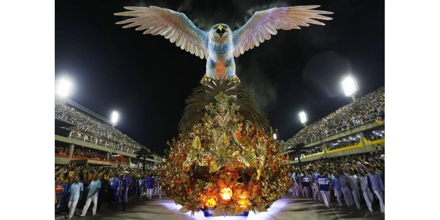 Portela é a grande campeã do carnaval do Rio de Janeiro