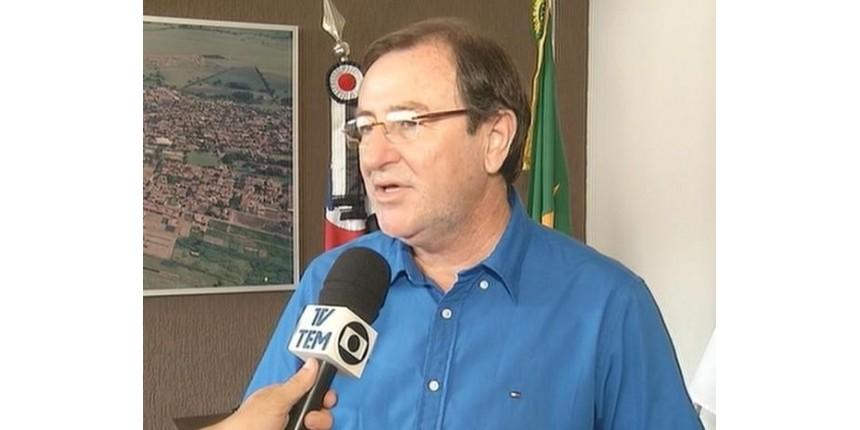 Prefeito de Santa Cruz do Rio Pardo renuncia ao cargo