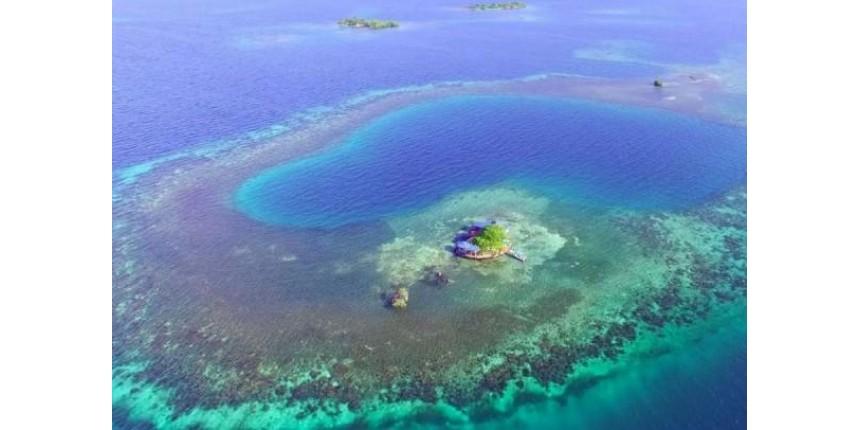 Alugar uma ilha privada no Caribe custa o mesmo que uma diária de um hotel em Santa Catarina