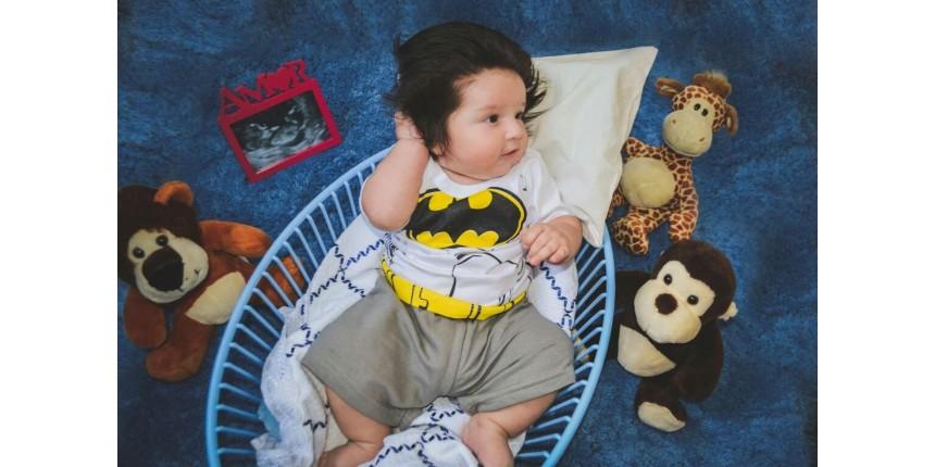 'Bebê cabeludo' recebe vacina de HPV em vez de dose contra pneumonia