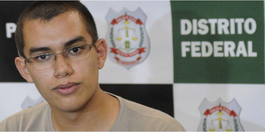 ATUALIZADO: Frieza marca depoimento de Vinícius Neres que confessou a autoria de um dos crimes mais chocantes