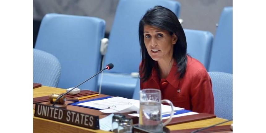 EUA: embaixadora na ONU adverte para novos ataques na Síria