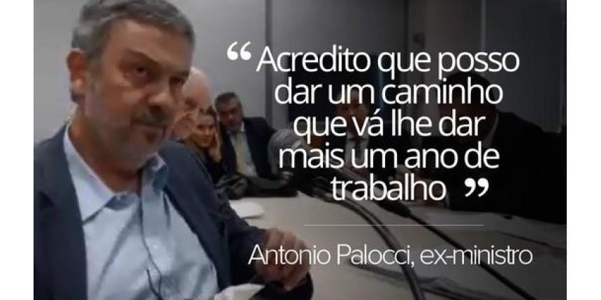 Ex-ministro foi interrogado nesta quinta-feira (20), em Curitiba