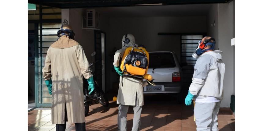 Marília reduz casos de dengue; ações previnem zika, chikungunya e febre amarela