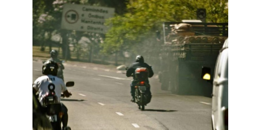 Projeto de lei muda classificação de CNH para motociclistas