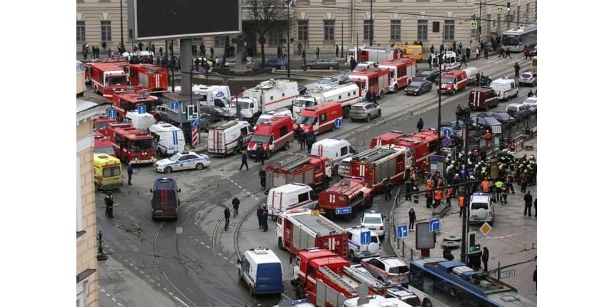 Rússia abre investigação de terrorismo em São Petersburgo