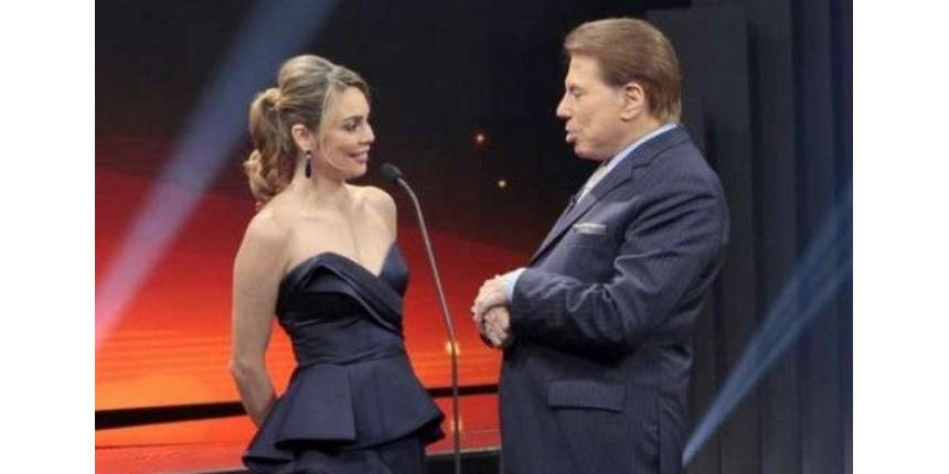 Silvio Santos repreende ao vivo Sheherazade e Gentili por opiniões políticas