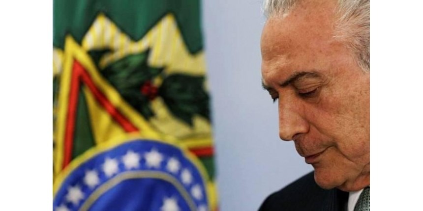 Após protestos, Temer diz que 'Brasil não parou, nem vai parar'