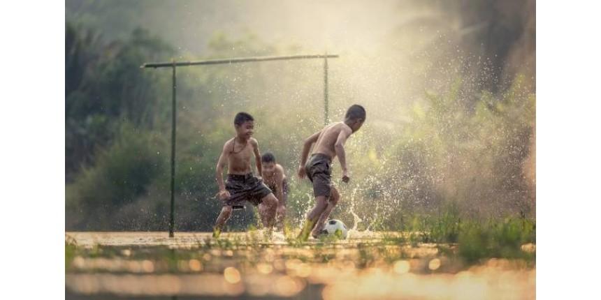 Aumentar o tempo de exercícios na infância pouparia R$ 22 bilhões em saúde