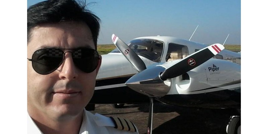Avião com empresário de SP cai em MS