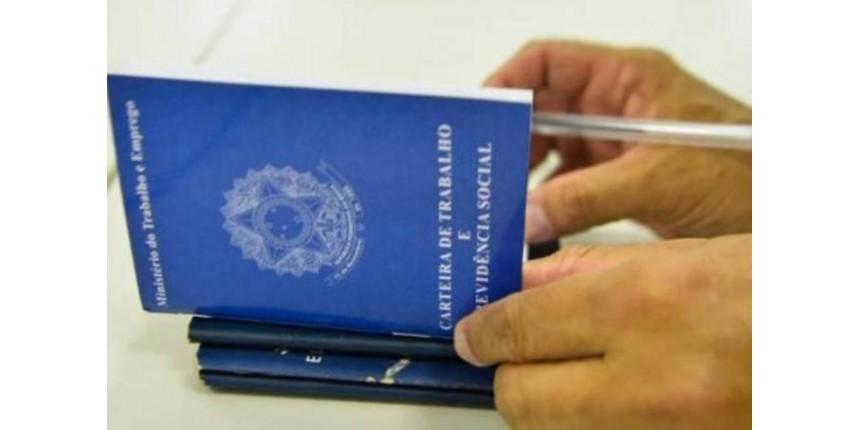 Brasil abre 59.856 vagas formais de trabalho em abril