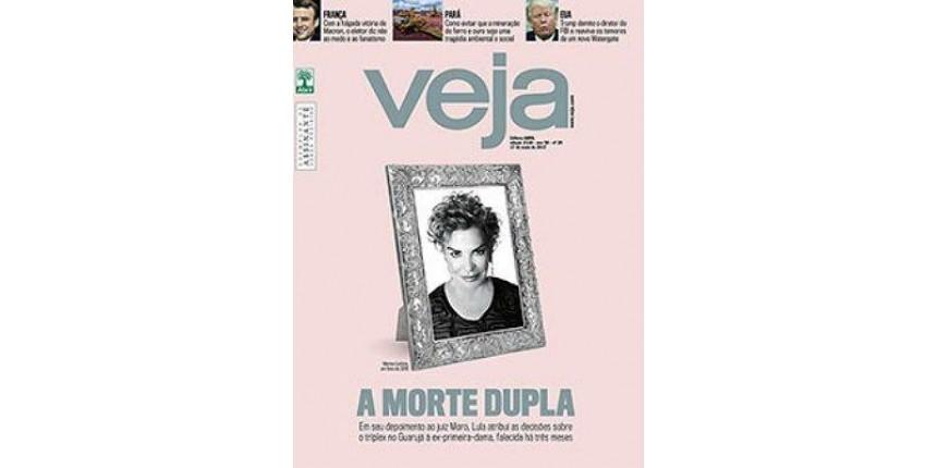 Defesa de Lula vai processar 'Veja' após capa com Dona Marisa