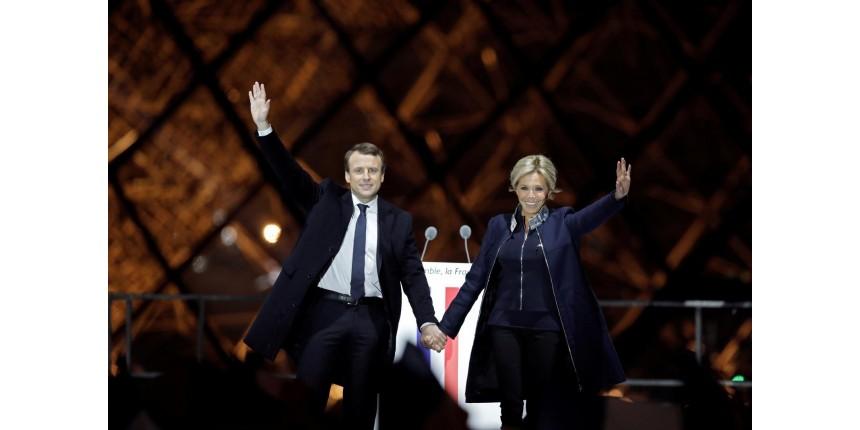 'França estará na 1ª fileira na luta contra o terrorismo', diz Macron em discurso como presidente eleito