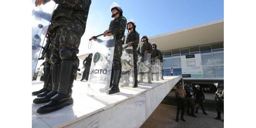 Governo Temer justifica uso das Forças Armadas