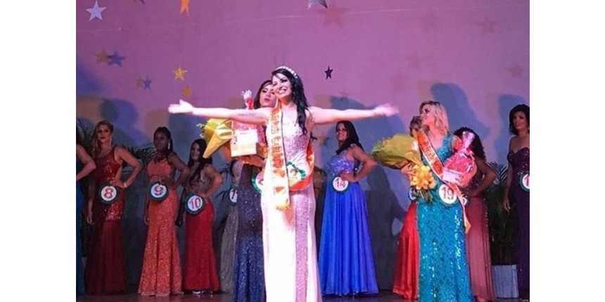 Jovem de 19 anos vence 3ª edição do Miss Gari no Distrito Federal