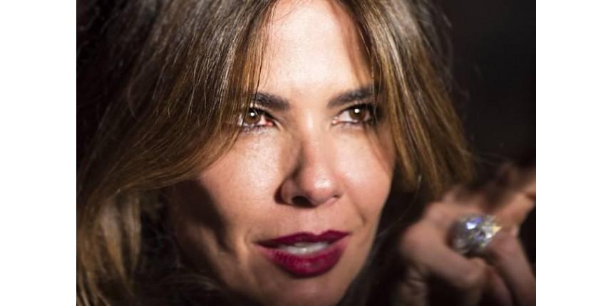 Luciana Gimenez, a empregados na cozinha: 'Bagunça na senzala'