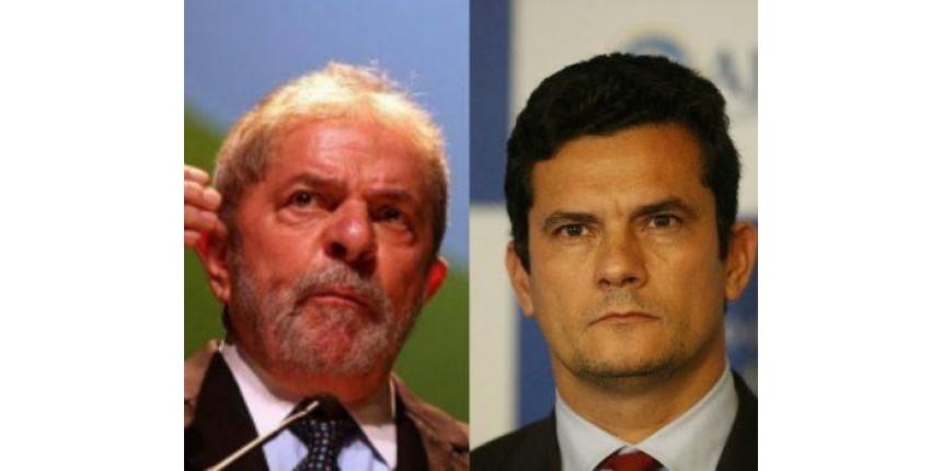 O Dia D da Lava Jato: Lula e Moro ficam frente a frente