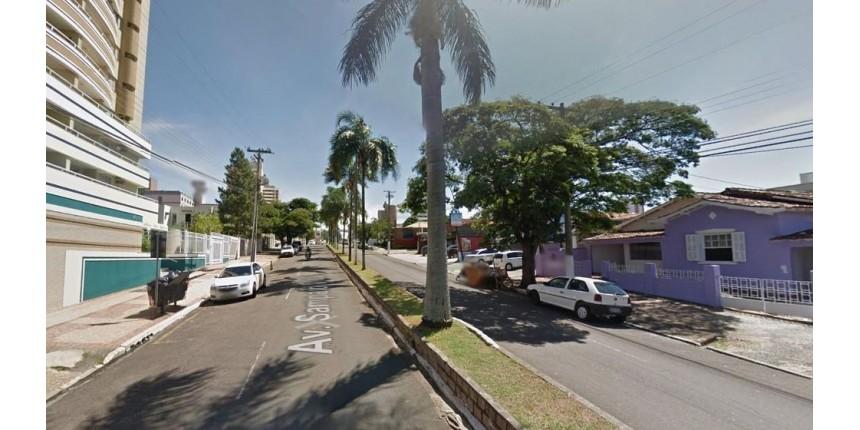 VIOLÊNCIA! Casal é baleado dentro de carro na Avenida; Supermercado é assaltado